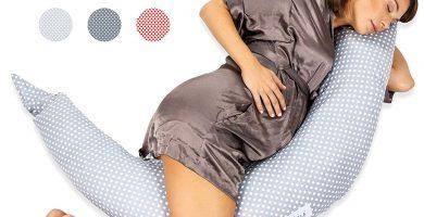 almohada para embarazada
