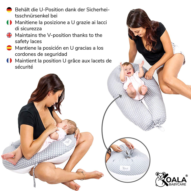Koala Babycare Mejor Almohada Para Embarazadas 2020